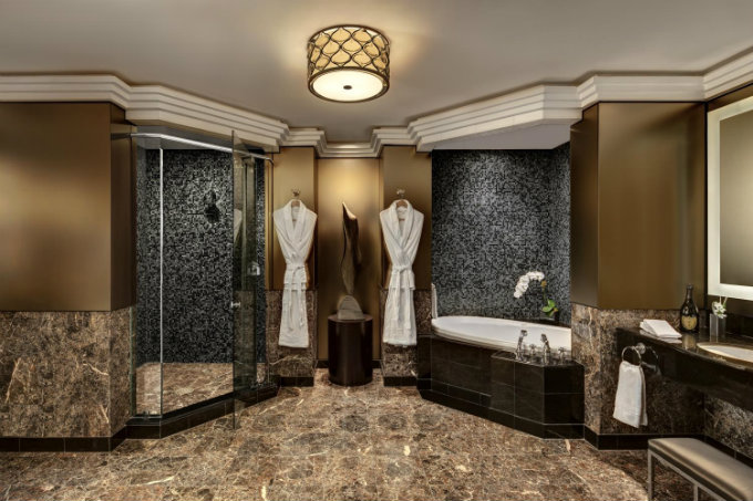 Link To The Article: 10 Walk In Showers For Your Luxury Bathroom