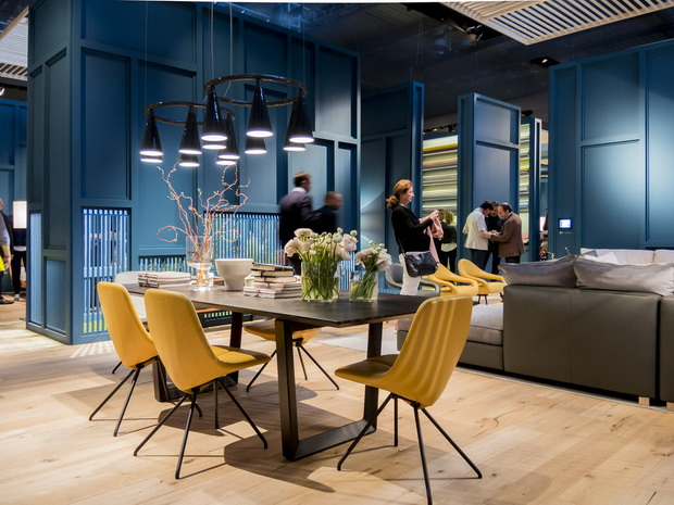 workspace lighting. Milano 2015: Furnishing, Lighting And Workspace Excellence