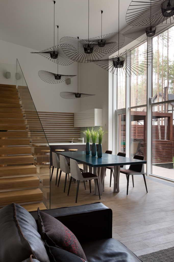 dining room design,dining room furniture,glass in interior design,contemporary lighting design,designer lamps,