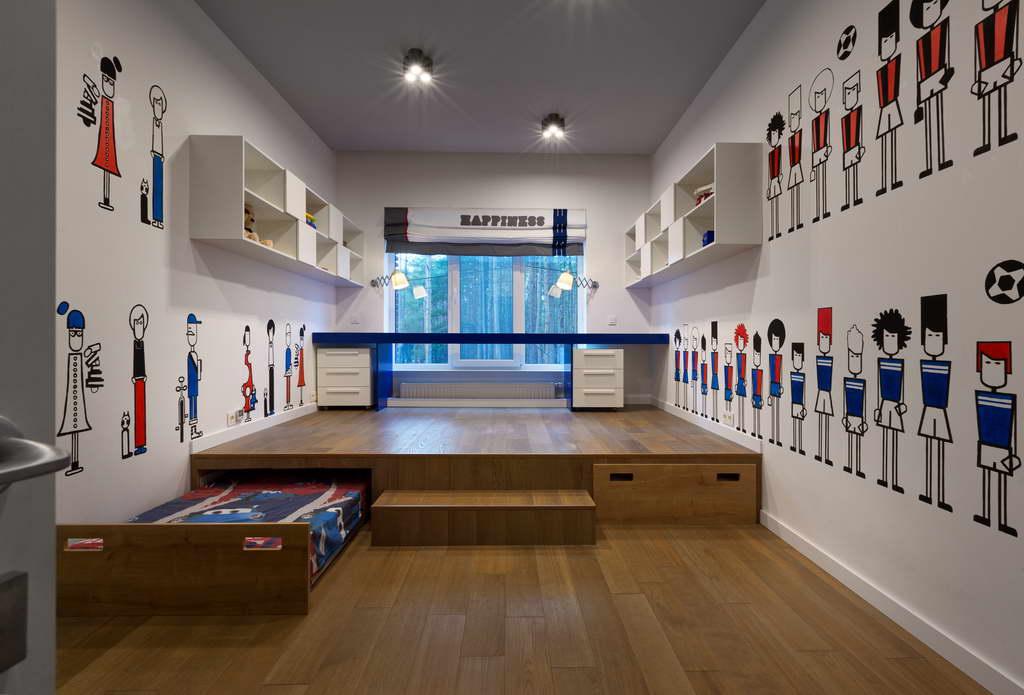 red and blue bedroom design,children room ideas,children room furniture,kids room furniture ideas,kids room furniture,