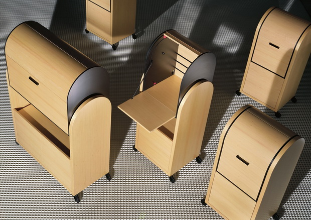 Molteni Illustrates For The First Time 80 Years Of