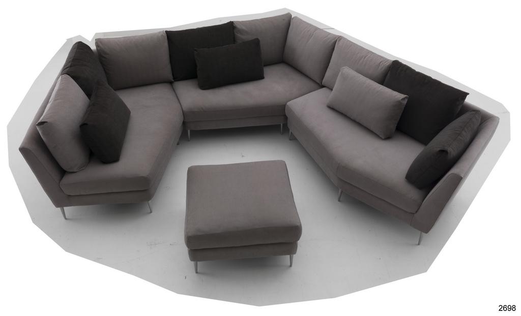 Chateau D Ax Divani Con Relax.2698 Archi Living Com