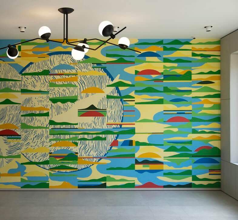 artistic apartment decorating ideas,wall painting ideas,wall painting ideas living room,creative wall painting ideas for living room,wall decoration ideas,