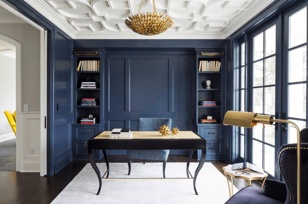 Modern Ideas for Your Home Office Décor | Archi-living.com