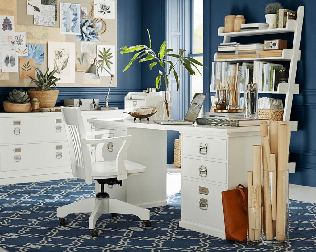 4 Modern Ideas for Your Home Office Décor   Archi-living.com