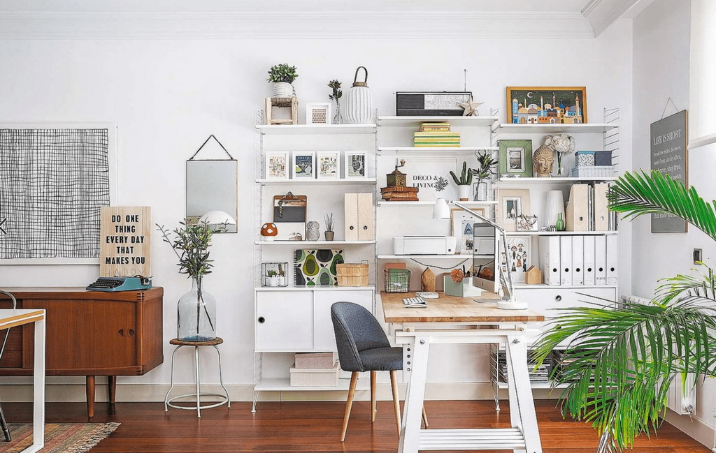 4 Modern Ideas for Your Home Office Décor | Archi-living.com