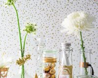 Christmas greetings for family,holiday greetings messages,ferrero rocher decoration ideas,gold and white Christmas decor,love messages in a glass jar,