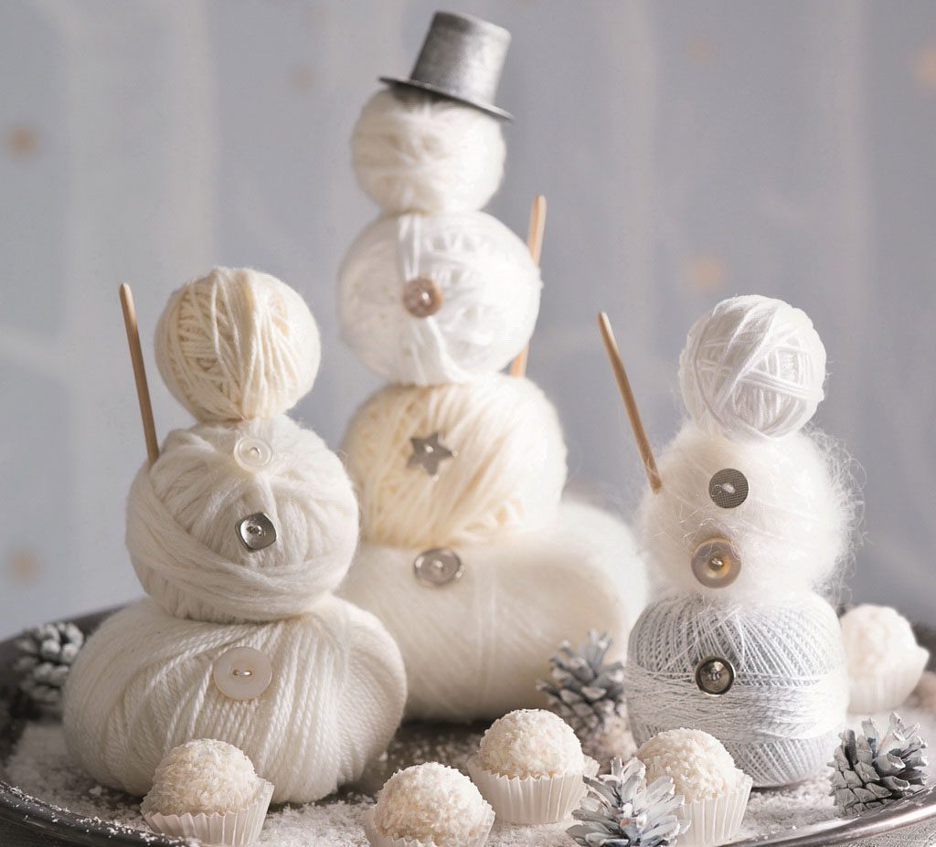 White Christmas Ideas Sweet Creative Home Decorations Archi Living Com