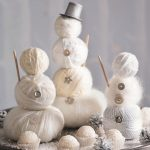 White Christmas Ideas – Sweet & Creative Home Decorations