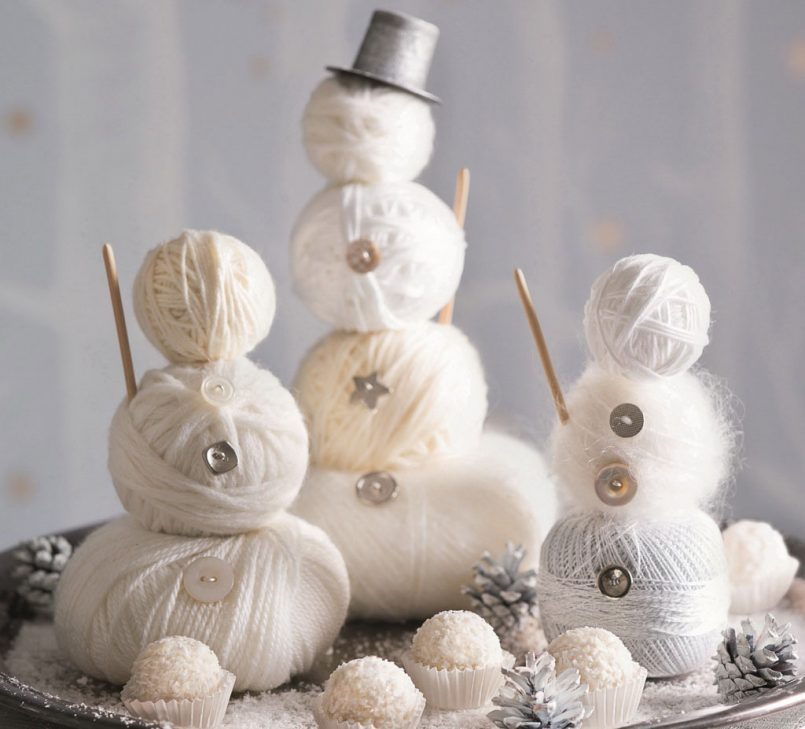 White Christmas Ideas Creative And