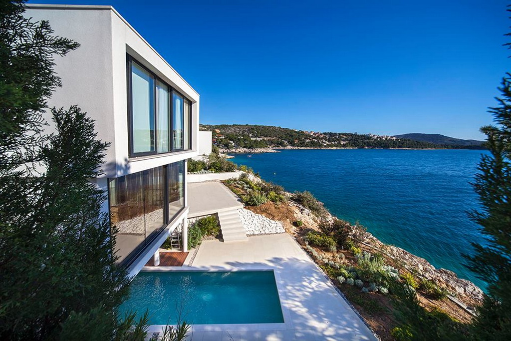 Luxury Holiday In Golden Rays Villas In Croatia Archi