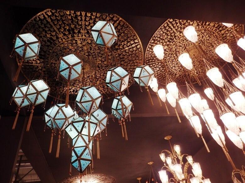 archeo venice design lighting,luxury ceiling lights design,venetian luxury lamps design,glass and metal pendant light,luksuzne stropne lampe,