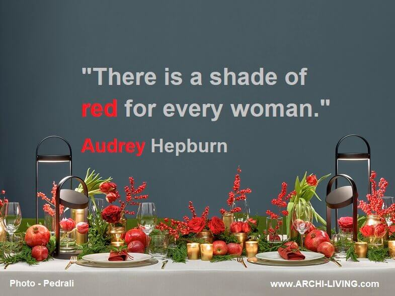quotes inspired by red color archi living com