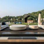 designer outdoor furniture brands,vondom outdoor furniture,outdoor design of modern houses,luxury garden design and landscape,luxury architects projects india,