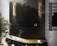 black bathroom design,black bathtub design,golden lamp,golden bathroom ceiling lamp,bathroom lighting ideas,bathroom,bathroom decor,bathroom ideas,luxury bathrooms,luxury bathroom designs,designer bathroom,bathroom furniture,bathroom sink,bathroom vanities,bathroom storage units,bathroom interior,washbasin,bathroom showers,shower,spa design,spa design ideas,modern spa design ideas,modern spa design,luxury spa,luxury spa design,design spa,spa designers,spa decor,spa decor ideas,wellness,wellness design,hotel spa,hotel spa design,hotel spa wellness,hotels bath,