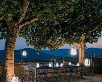 tristan lohner balad,balad lamp by fermob,outdoor lighting manufacturers europe,lighting design for garden,designer lamps for terraces,