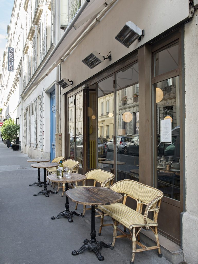 Photogallery MILIE BONAVENTURE Discover The New Gourmet Hotspot In Trendy 9 Arrondissement Of Paris