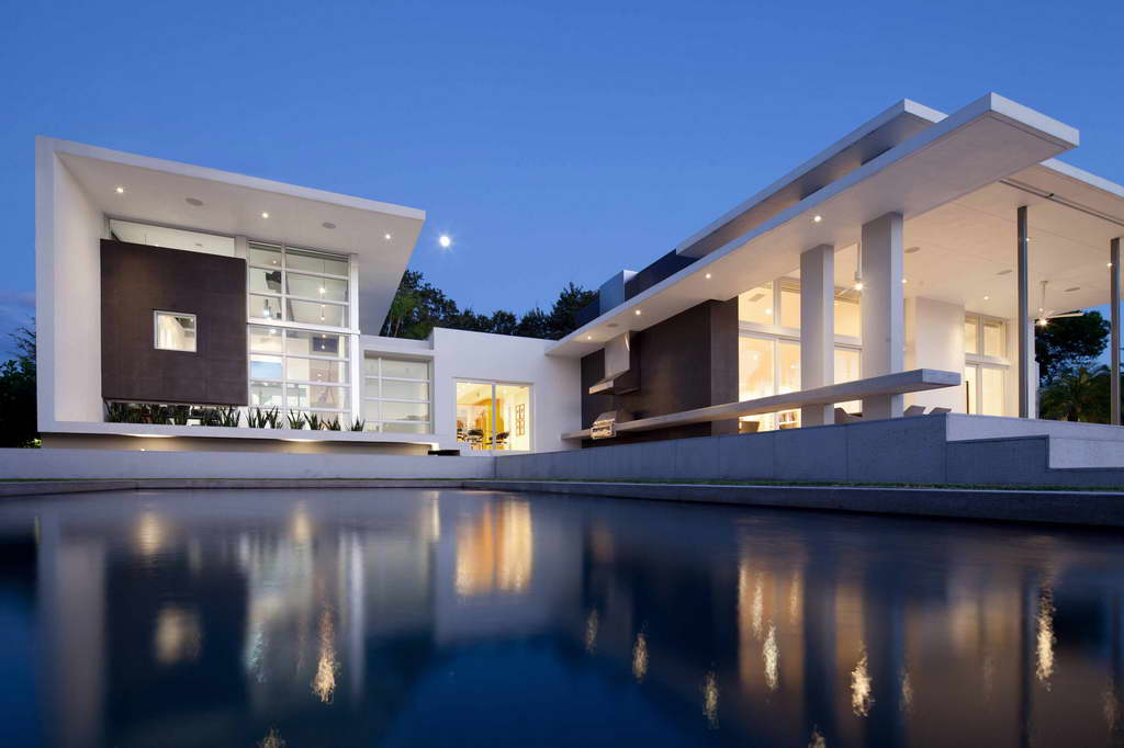 large pool house designs,contemporary house ideas,modern home design,white house facade,luxury home pools,