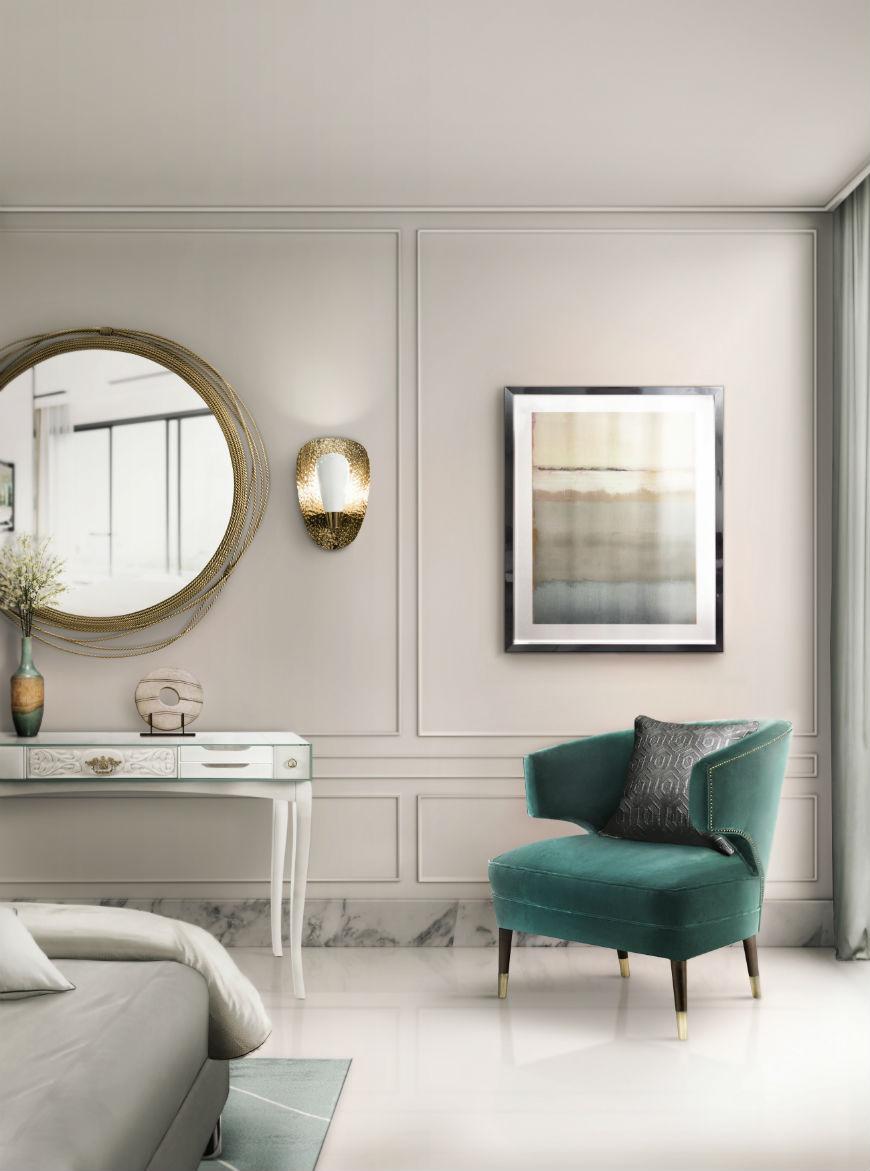 Bedroom Design Ideas for a Modern Interior Design | Archi-living.com