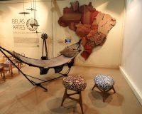 young brazilian designers at salone satellite,mosaic art chair design ideas,hammock inspired beds,faculdade de belas artes brasil,innovative furniture design ideas,