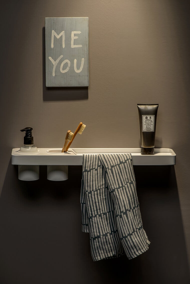 designer soap dispenser on shelf,bathroom multi function shelf,ever life design shelves,design bathroom accessories italian,romantic bathroom decorating ideas,