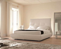 luxury bedroom white,white modern bedroom ideas,italian style double bed,neutral color palette bedroom,luxury bedroom mirror design ideas,
