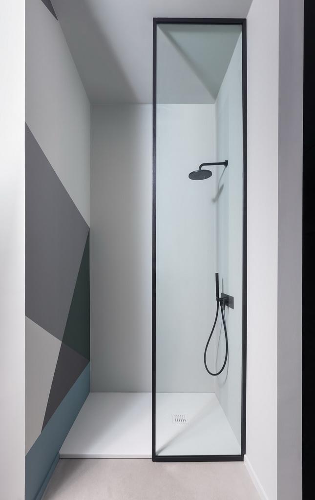 Shower tray, Cielo, Infinito, collection, ceramic cielo