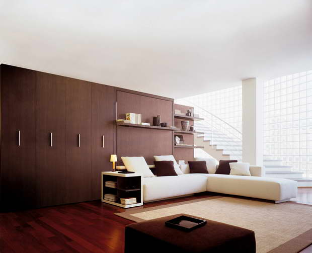 Increase the living space with flexible multifunctional ...