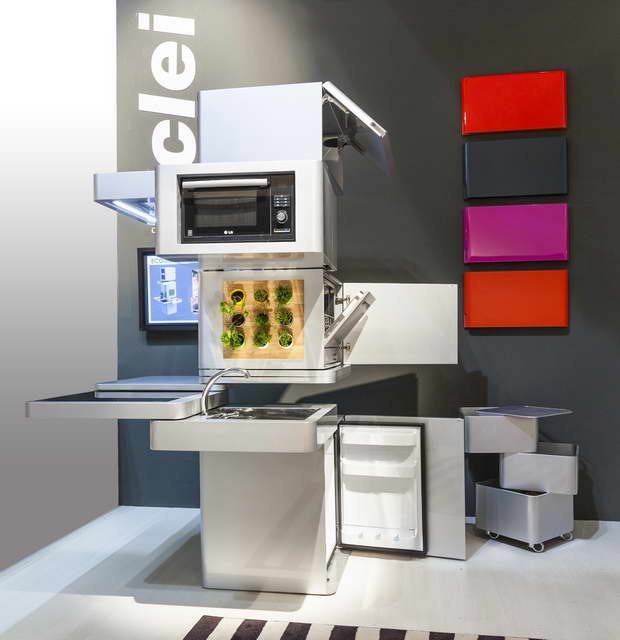 Clei Möbel the dynamic kitchen by clei archi living com