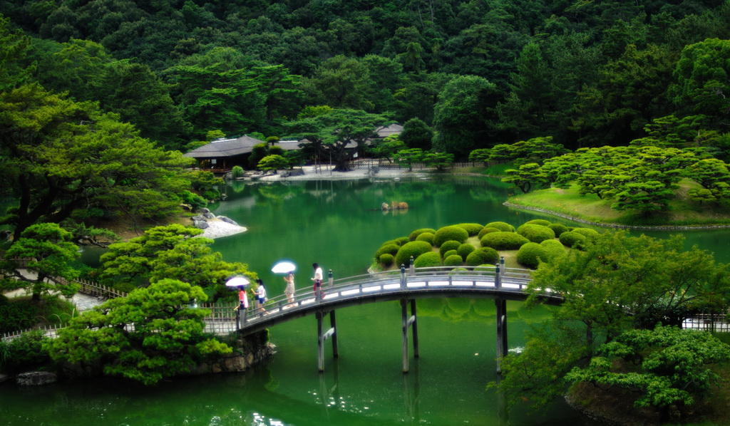 Nature,japan,japanese garden,bridge design,japanese bridge,japanese bridge design,garden architecture,beautiful garden ideas,beautiful garden design,exterior design ideas,outdoor,garden design,design,travel destinations,travel attractions,travel inspiration,travel ideas,family holidays,family holiday ideas,romantic travel,romantic vacations,