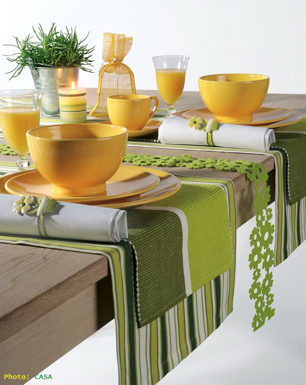 green tablecloth,floral tablecloth,floral decor,yellow dishes,yellow cups,yellow plates,yellow bowls,spring flowers,flowers,blooming flowers,garden,garden flowers,Nature,holiday table,table arrangement ideas,table setting ideas,table decoration ideas,spring decor,spring decorations,seasonal decorations,tablecloths,tablecloth ideas,tableware design,tableware,napkin,holiday table ideas,holiday table decorations,holiday table design,dining room design,dining room furniture,luxury dining room design,luxury dining room,table design ideas,dining chairs,dining furniture,dining room,dining table,luxury dining tables,