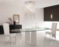 square mirror with gold frame,white and gold dining room,dining room mirror wall decor,italian style glass dining table,luxury dining room furniture,
