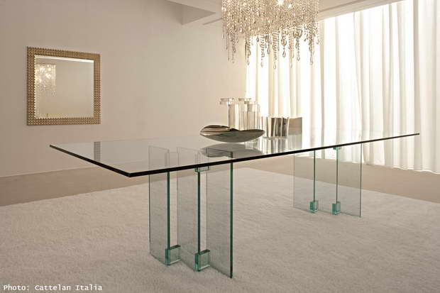 designer glass dining table,modern gold mirror,modern luxury crystal chandelier,white and gold home decor,high end dining room table,