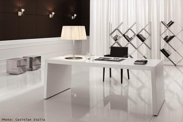 metal office bookshelf,white office desk,white office furniture,modern offices ideas,home office decor,