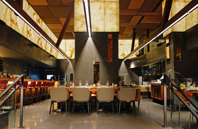 Interiors, Gatserelia Design, high-end, Restuarant, Celcius