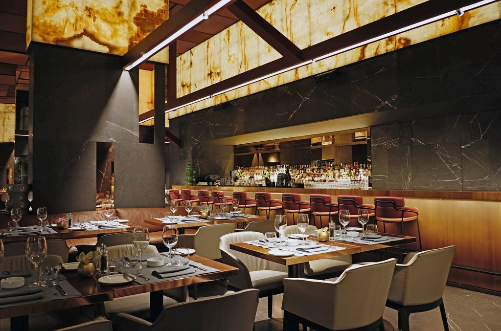 Modern Restaurant Amp Lounge Discover The Interiors Of