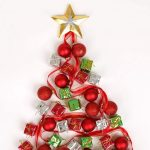 Christmas Tree-Shaped Holiday Decorations