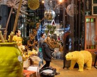 retail trade shows europe,shop window display Christmas decorations,retail decorations for Christmas,Christmasworld trends,holiday decor trends,