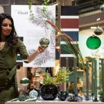 green holiday decorations,decorating ideas for Christmas 2020,holiday ornaments inspired by nature,Christmasworld 2021 trends,greenery holiday centerpieces,