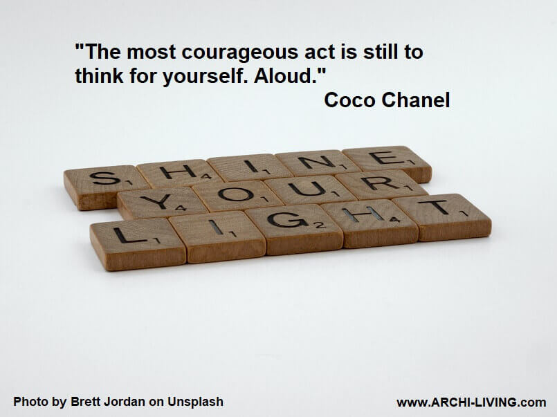 shine your light image,quotes by fashion designers,coco chanel quote think for yourself,coco chanel quotes photos,quotes about thinking for yourself,
