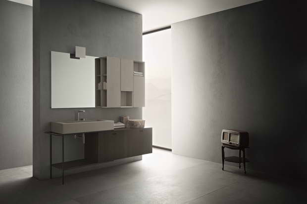 ... The English Word Craftsmanship) Is Novellou0027s Last Goal In Its  Continuous Research For Functionality And Aesthetic. It Is A Bathroom  Furniture Collection ...