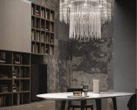 vistosi diadema chandelier,designer chandelier lighting,luxury chandelier dining room,top italian lighting brands,modern chandelier for dining room,
