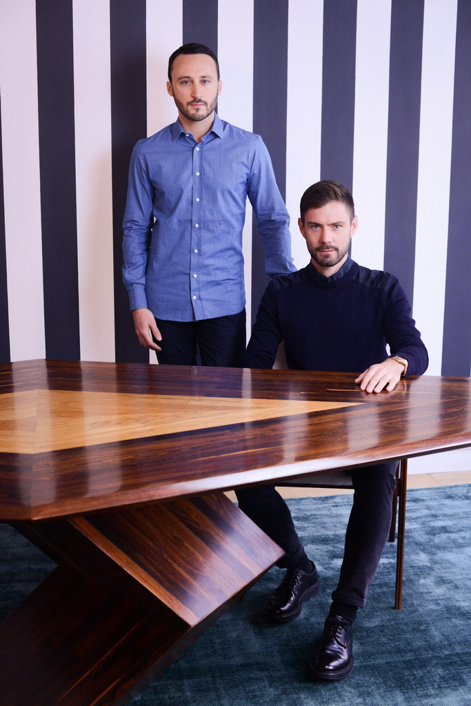 Emil Humbert,Christophe Poyet,Humbert & Poyet,famous designers,celebrity interior designers,