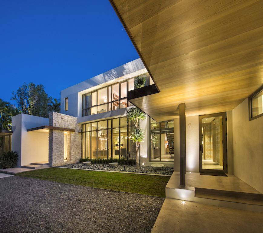 night images of luxury houses,modernist architecture stone,geometric house design,contemporary garden design ideas photos,large glass windows for homes,