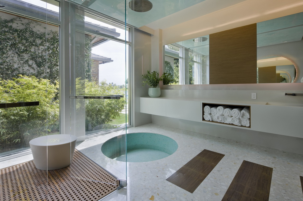 South Florida Luxury Home By Michael Wolk Design