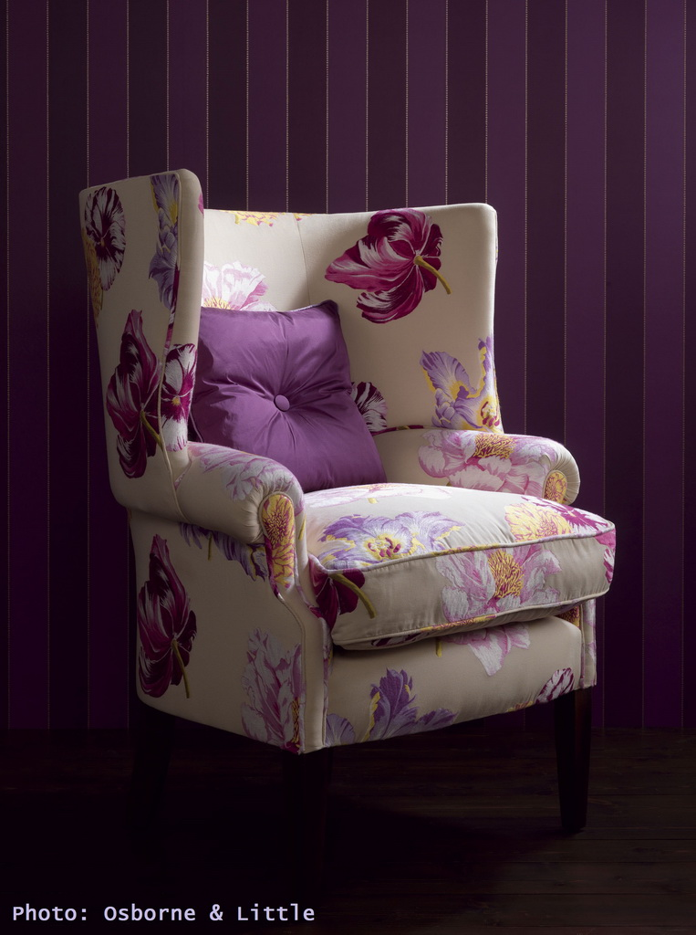 Osborne Little,floral decor,floral armchair decor,pink armchair,purple armchair,armchair design,living room,living room ideas,living room decorating ideas,small living room ideas,living room decor,luxury living room,living room design,modern living room ideas,living room design ideas,living room furniture ideas,modern living room,interior design for living room,color,colourful,vibrant colors,primary colors,design,interior design,interior decorating,interior design ideas,room ideas,room decor ideas,decoration ideas,design inspiration,design ideas,interior design styles,high end furniture,furniture design,seating furniture,sofa,modern furniture design ideas,designer furniture ideas,designer furniture,