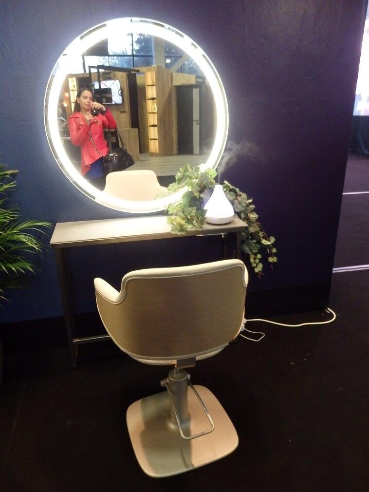 Danica Maricic,design editor Archi-living,trendy hair salon furniture,oprema za frizerske salone,beauty salon design ideas,