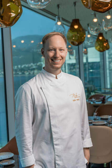 Deni Srdoč,Michelin star awarded chef,famous croatian chefs,gastro events croatia,fig days krk,