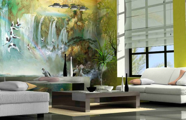 . Design Inspirations   Artwork for Your Living Room   Archi living com