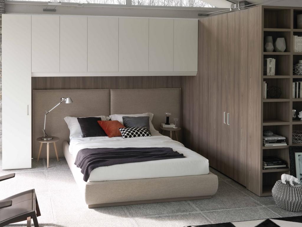 Cabina Armadio Xcab : Soluzione letto anima e cabina xcab archi living.com